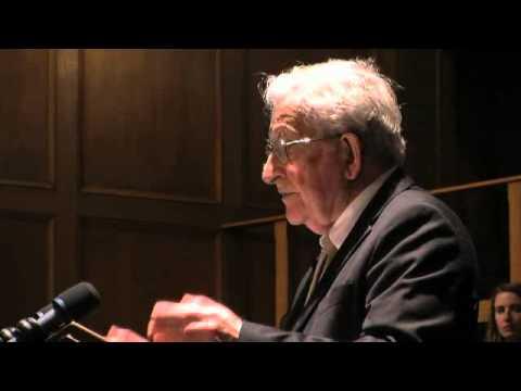 Professor Noam Chomsky - 'The Great Charter: Its fate, our fate'
