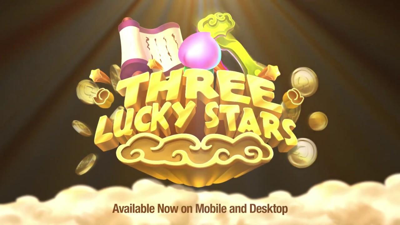 Three Lucky Stars - Gameplay Trailer - YouTube