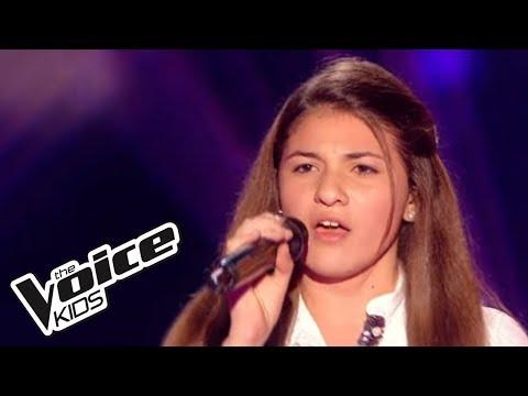 The Voice Kids 2015 | Selena - I Have Nothing (Whitney Houston) | Blind Audition