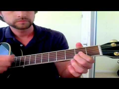 How to Make up More Interesting Guitar Chords & Mix Melody with Chords