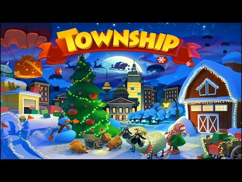 Township Christmas iPad Gameplay Video 🌾 thumbnail