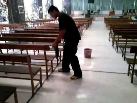Cap 4 los incansables en como limpiar la iglesia en 15 - Limpiar la casa ...