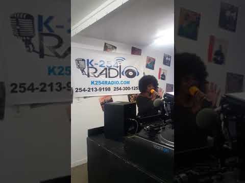 K254 Radio Station The Filter Show