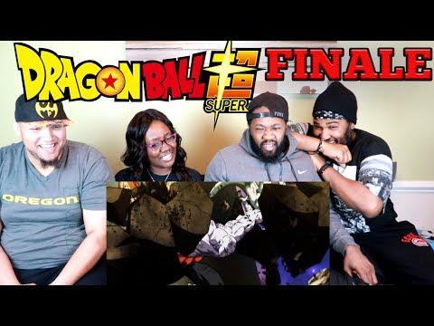 Dragon Ball Super Episode 131 Finale REACTION