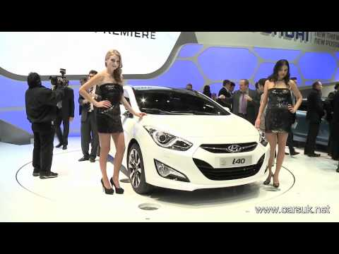 Hyundai i40 Универсал Премьера