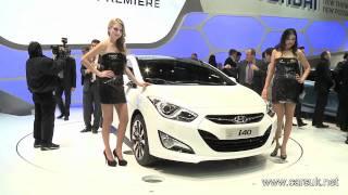 Hyundai i40 Универсал Премьера смотреть