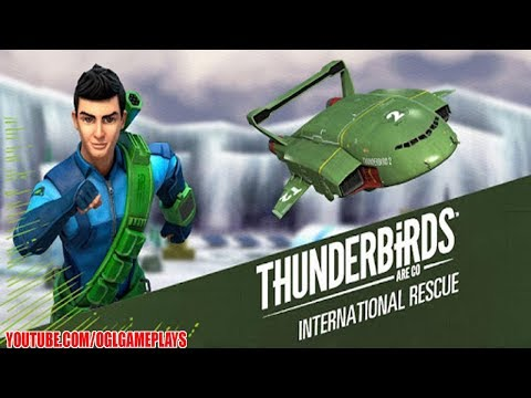 Thunderbirds Are Go: International Rescue Gameplay (By Kuato Studios) Android IOS