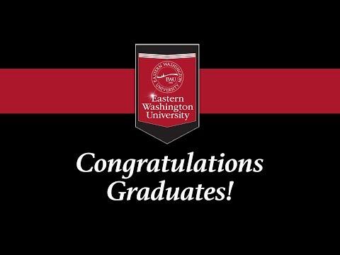 Eastern Washington University Commencement 2018 (10 Am)