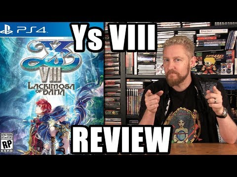 Download Youtube: Ys VIII: Lacrimosa of Dana REVIEW - Happy Console Gamer