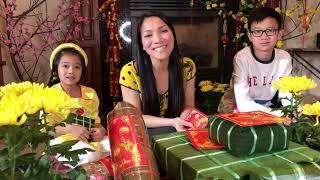 Hồng Ngọc Kính Chúc Khán Giả Việt Nam Một Năm Mới An Khang Thịnh Vượng