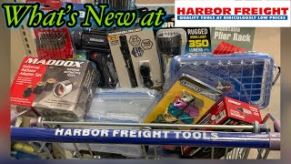 Harbor Freight What's New In Store
