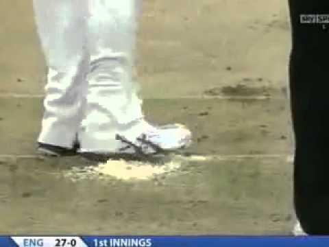 Pakistan vs England 4th Test at Lord 2010 - Match Fixing Sca