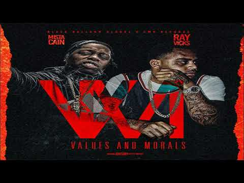 Ray Vicks & Mista Cain - F****d Up [Values And Morals]