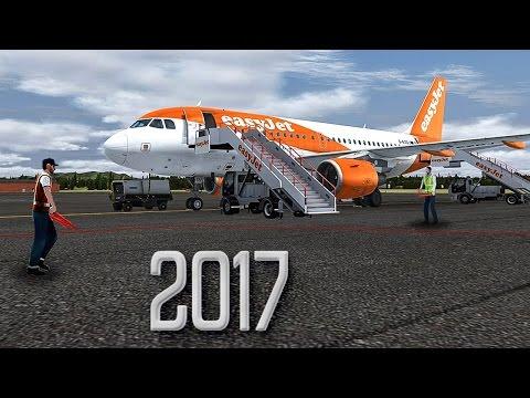 New Flight Simulator 2017 - P3D 3.4 [Beautiful Realism]