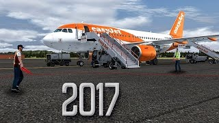New Flight Simulator 2017 - P3D 3.4 [Beautiful Realism]