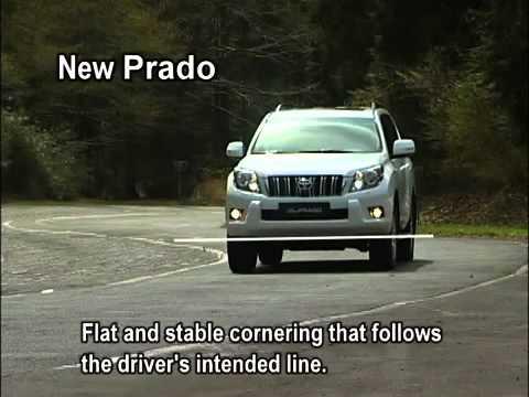 best car of the world toyota prado