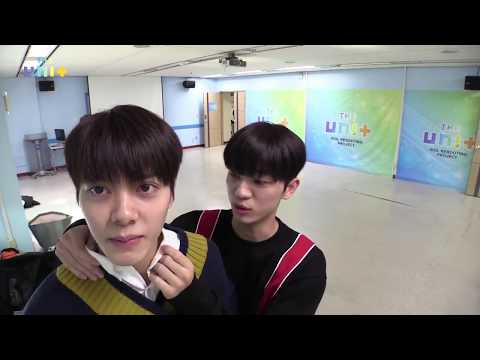 [THE UNIT 유닛B]/ 몬스터(Monster) Team  - JI HANSOL 지한솔  CUT