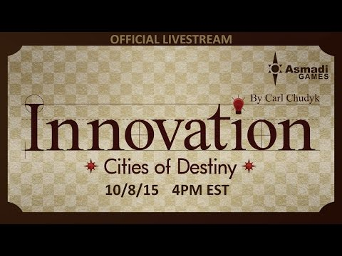 Innovation: Cities of Destiny -- Demo and Explanation