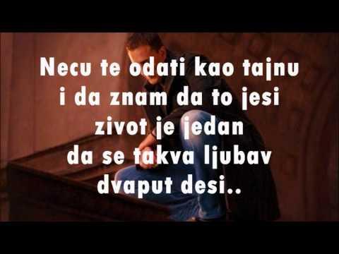 Sergej Cetkovic - Prokleta bila (+TEKST)
