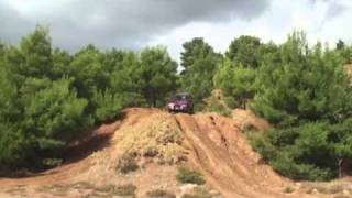 SANTAFE CLUB OF GREECE 26-9-2010 DANCING IN THE MUD.wmv