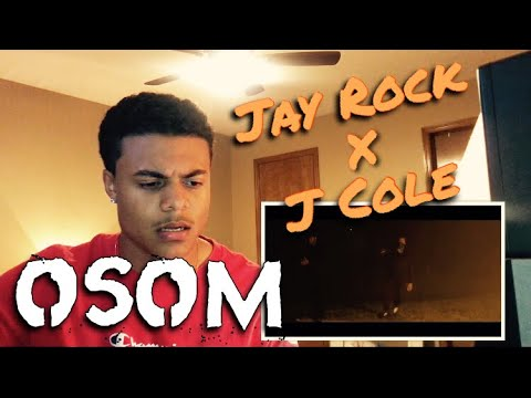 Jay Rock - OSOM ft. J Cole (Official Video) | REACTION ‼️