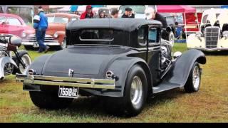 Karb Kings Rockabilly Hot Rod Rumble 2013 Kustom Car Show