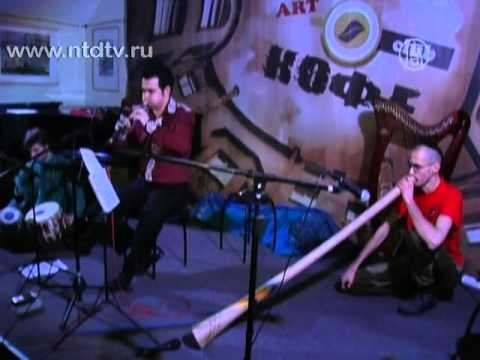 Армянский дудук звучит на берегах Невы