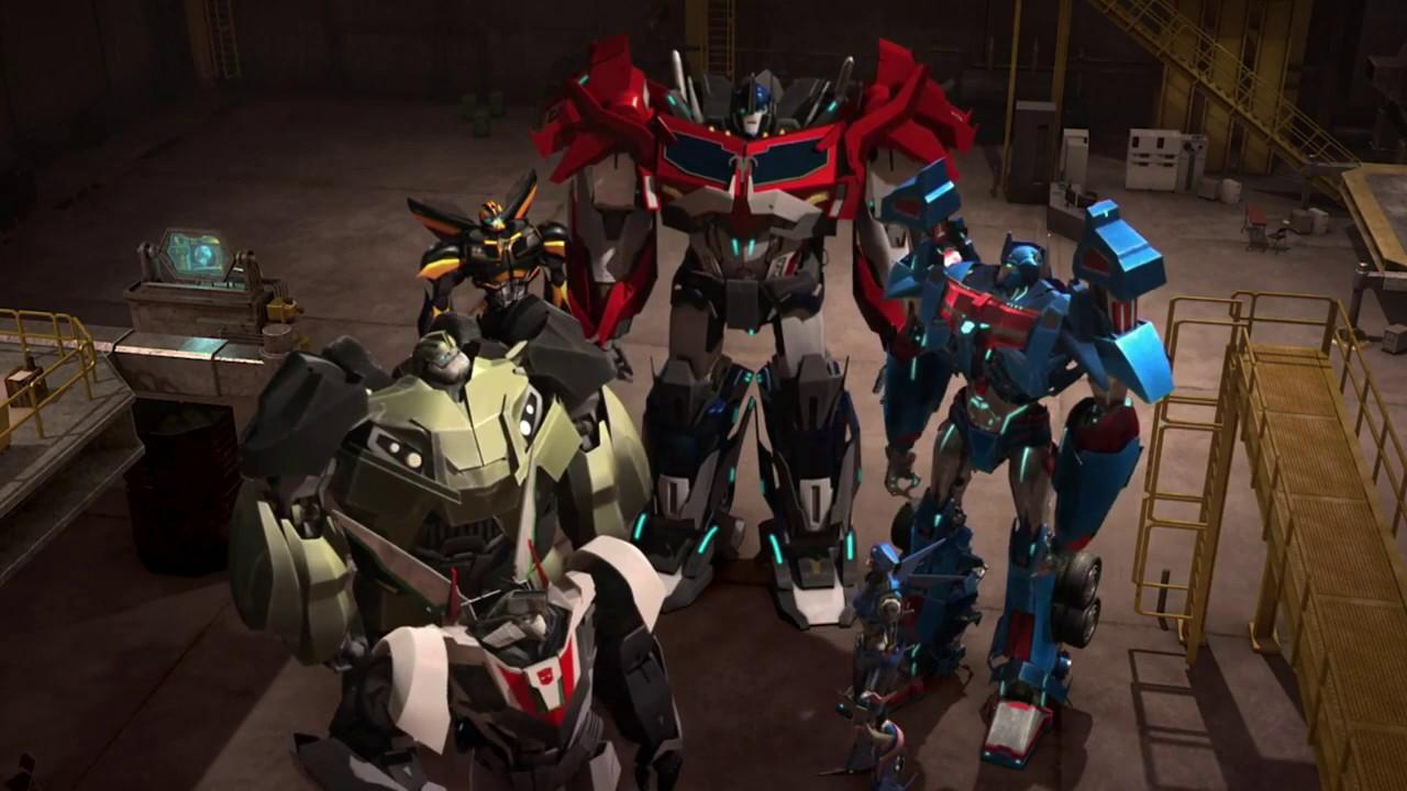 Transformers Prime Season 03 Episode 11 Persuassion Part 3 In Hindi. Transformers Prime In Hindi