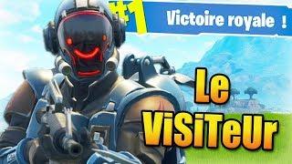 TOP 1 AU VISITEUR, SKIN LÉGENDAIRE !