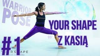 X360 #1 Your Shape Kinect 2012 z Kasią