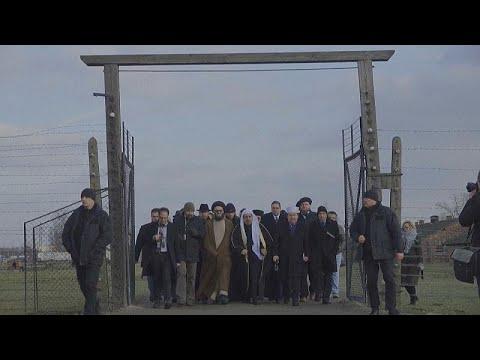 Духовные лидеры посетили Освенцим