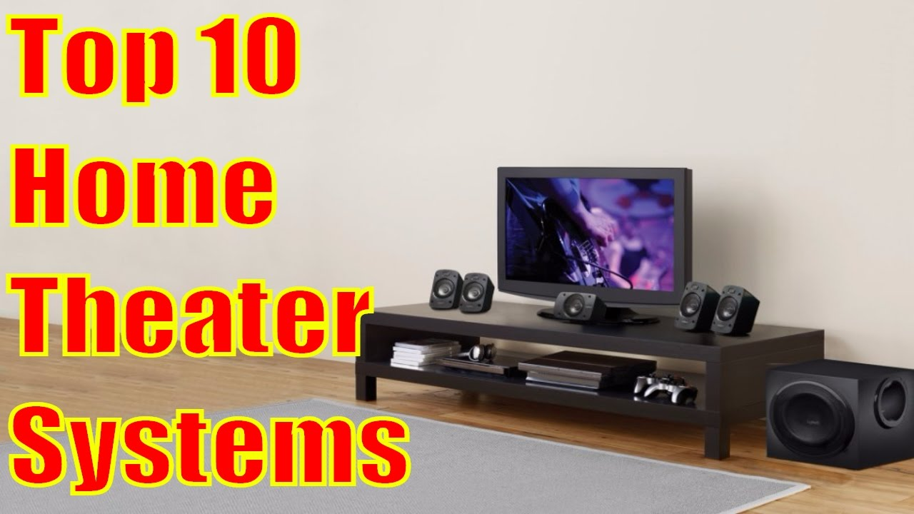 Best Home Theater Systems Top 10