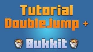 Minecraft - Plugin Double Jump + [ Tutorial en Español ] Saltar dos veces