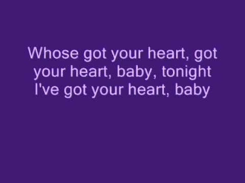 Mitchel Musso - Got Your Heart (Lyrics on screen)