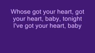 Mitchel Musso - Got Your Heart (Lyrics on screen)