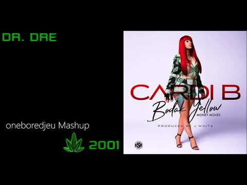 Forgot About Bodak - Dr. Dre vs. Cardi B (Mashup)