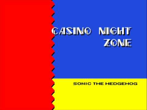 Sonic 2 Music: Casino Night Zone (1-player) [extended]