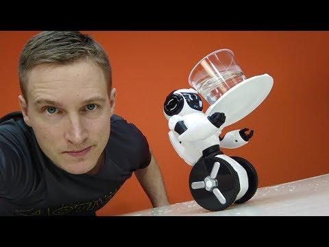 Хочешь быть облит? Покупай робота WLtoys F4