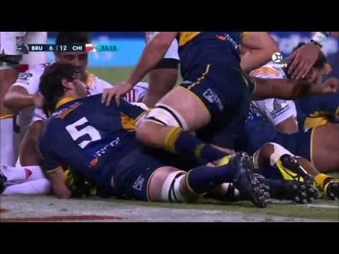 Super Rugby: Brumbies V Chiefs (Round 6)