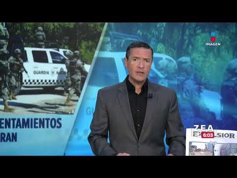 Cuatro Menores Y Un Policías Son Ejecutados En Morelos | Noticias Con Francisco Zea
