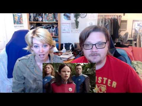 Thumbnail: The Orville - Official Trailer - REACTION!