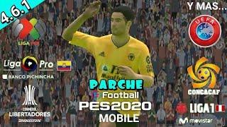 PARCHE - PES MOBILE - 4.6.1