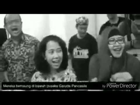 Nusantaraku dan Seruan Rimba MV