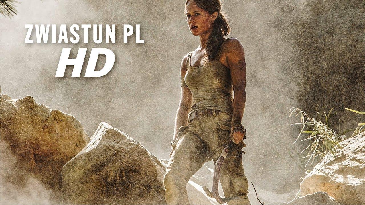 Tomb Raider - pierwszy zwiastun PL (w kinach od 6 kwietnia!)