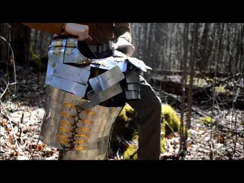 Kukri vs Roman Armor | MADRAS ARSENAL