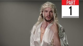 Kit Harington - Cขte and Funny Moments