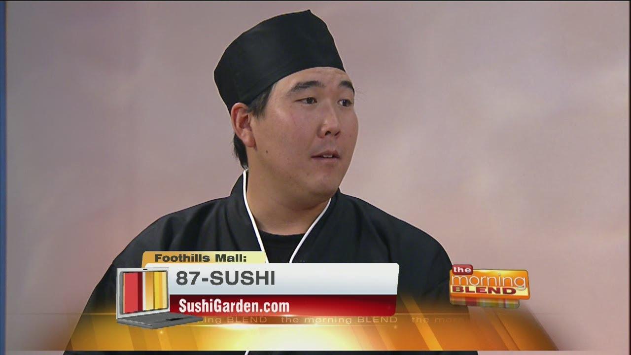sushi garden youtube - Sushi Garden Tucson