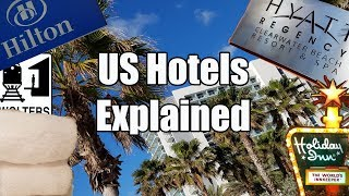 American Hotels Explained – What to Know About Hotels in The USA