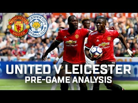 Herrera & Martial Have To Play! | Manchester United v Leicester City | Pre-Game Tactical  Analysis