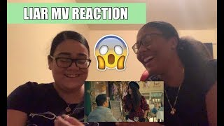 Camila Cabello - Liar MUSIC VIDEO | REACTION!!